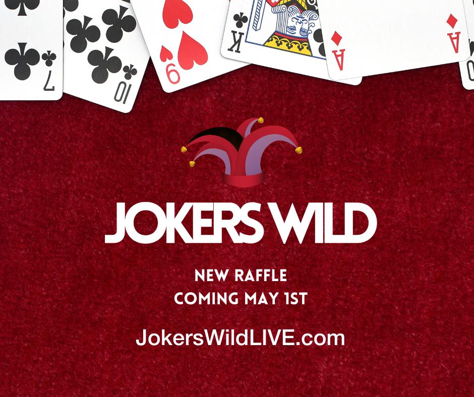 Jokers Wild Weekly Drawings